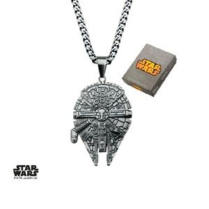 Jewelry - Millennium Falcon  Necklace