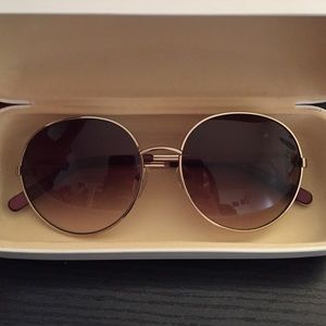 Authentic Chloe Round Sunglasses