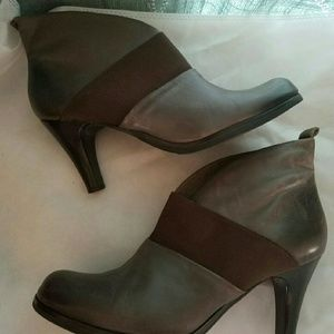 Matisse Leather Booties