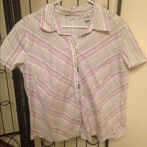 At Last Tops - 👚Pretty Blouse. Size 18/20👚
