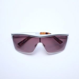 Von Zipper Accessories - Von Zipper Flat Top Sunglasses (Bang Bang)
