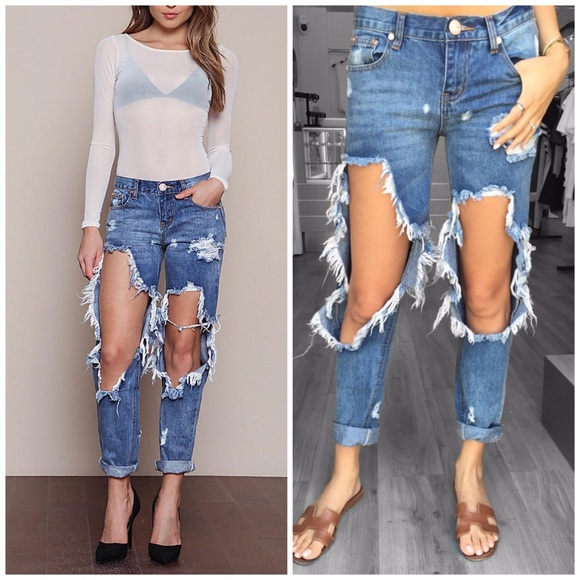 9529f9da93d One Teaspoon Jeans | Ford Distressed Awesome Baggies | Poshmark