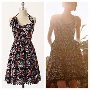 Anthropologie Primula Dress
