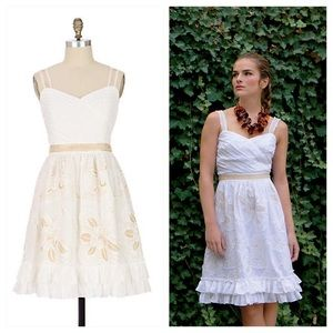 Anthropologie Primorska Dress