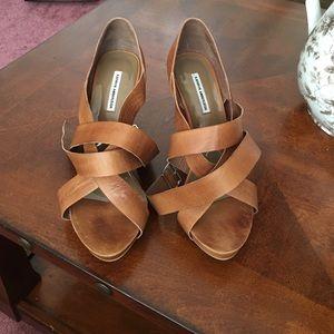 Kathryn Amberleigh Shoes - Wedges