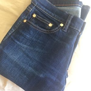 Tory Burch Jeans!