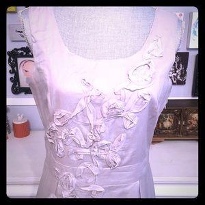 ✂️✂️ Clearance Khaki dress with embellished bust