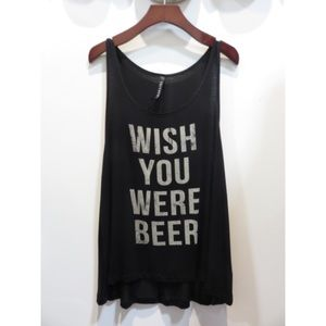 Tops - Wish you were beer Top