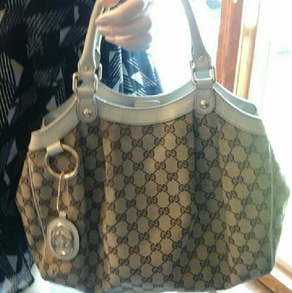 9a151acd054b Gucci Bags | Sukey Medium Tote Bag 211944 | Poshmark