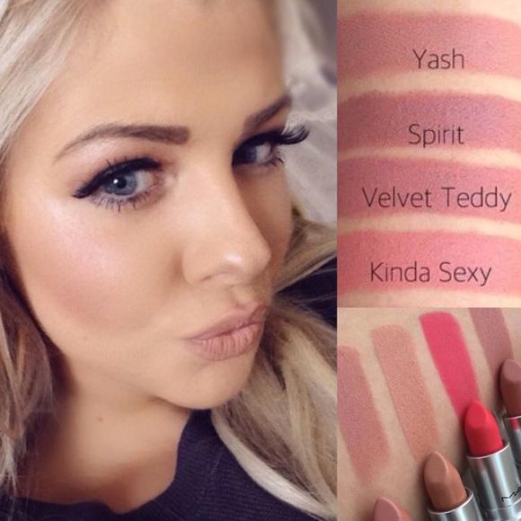 Fabulous MAC Cosmetics Makeup | Mac Matte Lipstick In Yash | Poshmark #WV05