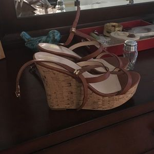 Shoes - Victoria Secret Wedges