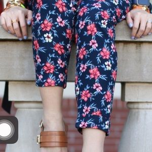 Hollister Floral Pants