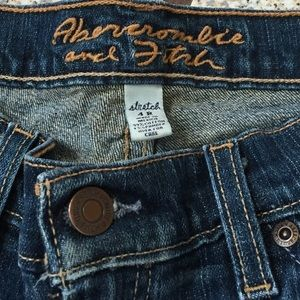 Abercrombie and Fitch Emma boot cut jeans 4R