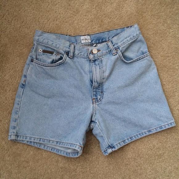 81edc146 ... Calvin Klein jean shorts. M_5760804a6802780466065979. Other Shorts you  may like. Vintage shorts. Vintage shorts. $20 $0. Cute VTG Highwaisted  Shorts