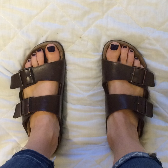 4de34cdfa9d9 Birkenstock Shoes - Broken in Birkenstocks