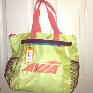 Aviana Handbags - Avia Gym Bag, NWT!