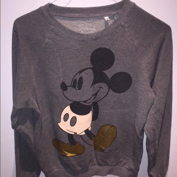 40df0c313 Macy's Tops   Mickey Mouse Shirt Long Sleeve   Poshmark
