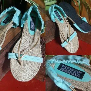 Deena & Oozzy Shoes - Deena & Oozzy Sandals