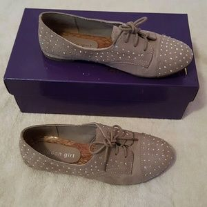 Steve Madden Julissa Oxfords