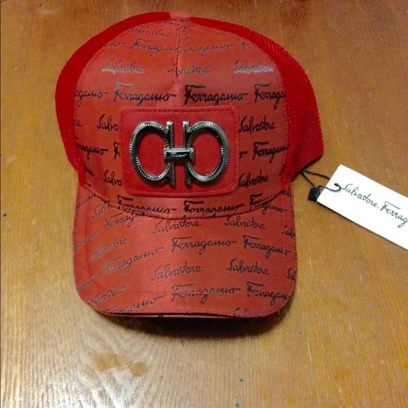 Ferragamo Salvatore Ferragamo Cap Hat From Fashion S