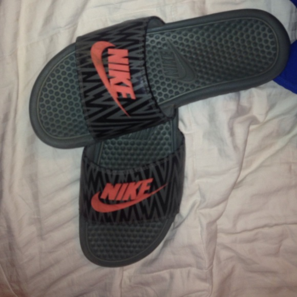 Limited Edition Nike slides