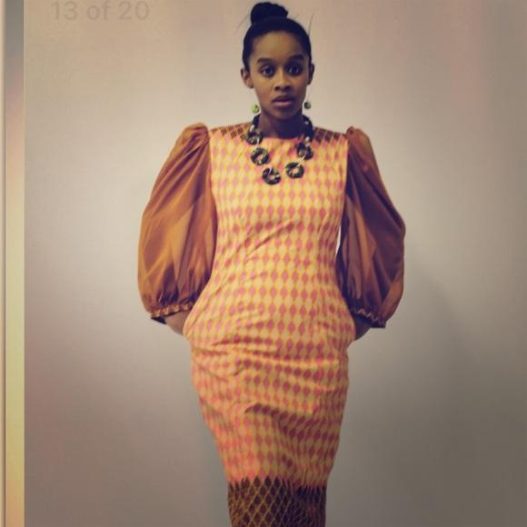 Urban zulu African authentic garments