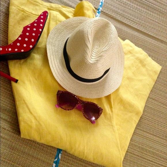 Solstice Boutique Accessories - 🌟Unisex Paper Braid Fedora