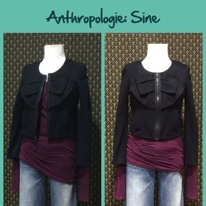 "Anthro ""Bisected Bow Jacket"" by Sine"