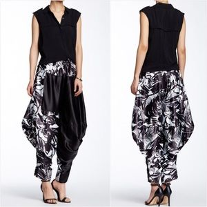 💥SALE💥 TOV Tropical Print Harem Trouser