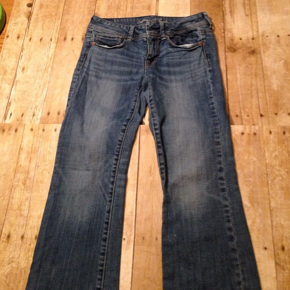 83% off American Eagle Outfitters Pants - American Eagle stretch Bootcut jeans.. from Breahnau0026#39;s ...