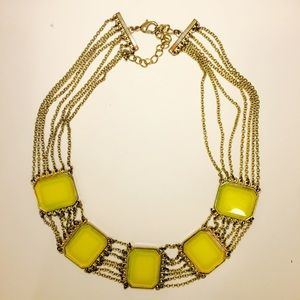 H&M Neon Necklace