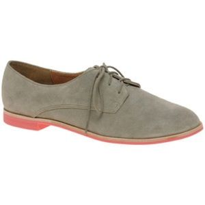 DV by Dolce Vita Suede Oxford Loafers