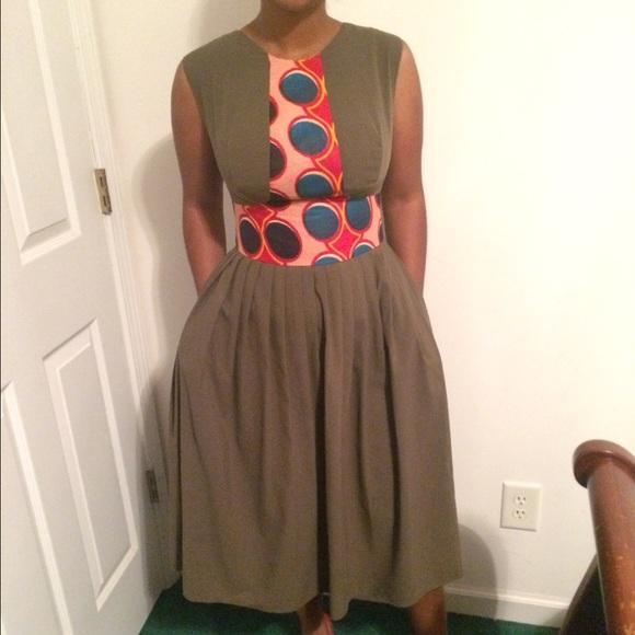 Urban zulu dress