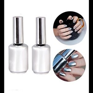 Metallic Mirrored Nail Polish Set
