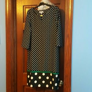Shelby and Palmer  Dresses & Skirts - Brand new Shelby and Palmer polka dot dress