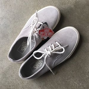 Vans Shoes - Suede Vans
