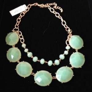 Premier Designs Jewelry - Mint To Be Necklace