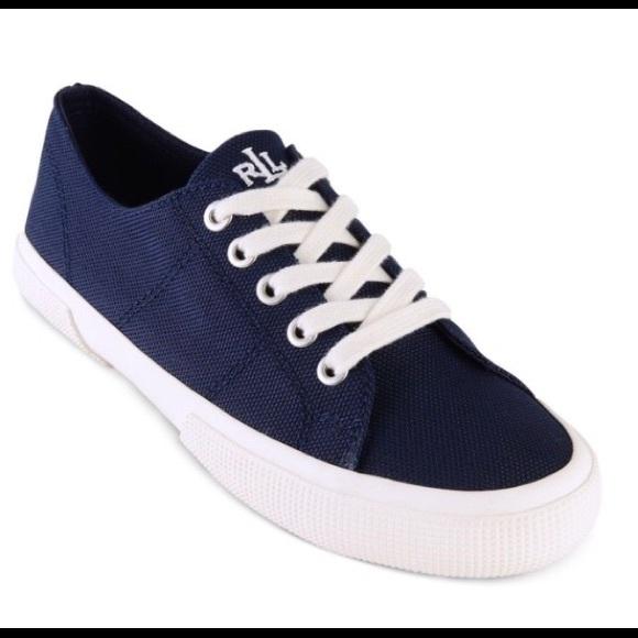 Lauren Ralph Lauren Shoes - Ralph Lauren Blue sneakers💙