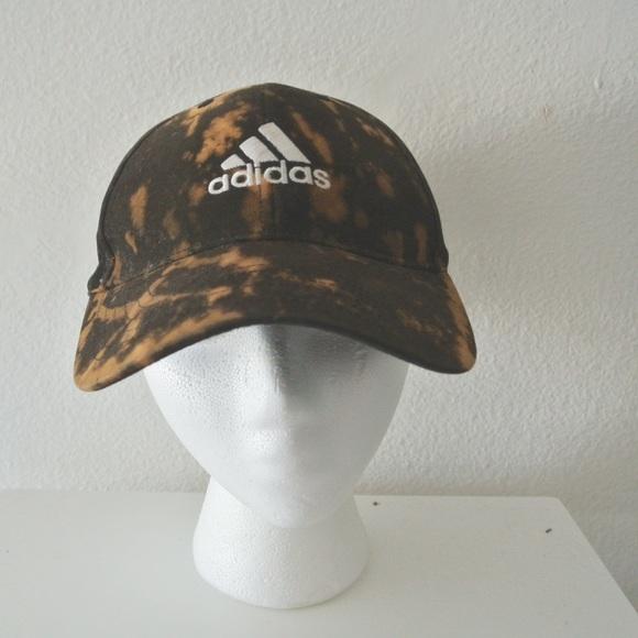 56cd7fade08 Adidas Accessories - Bleached Adidas golf cap