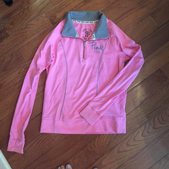 PINK Victoria's Secret - PINK Yoga Jacket from Allison's closet on ...