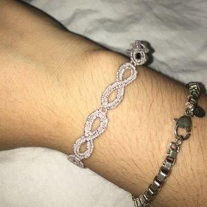 Cruciani Jewelry - INFINITY SIGN CRUCIANI BRACELET