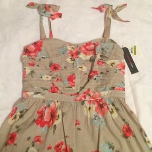 Miss Sixty Dresses & Skirts - NWT Miss Sixty floral printed dress
