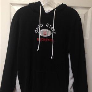 The Ohio State University Buckeye hoodie!
