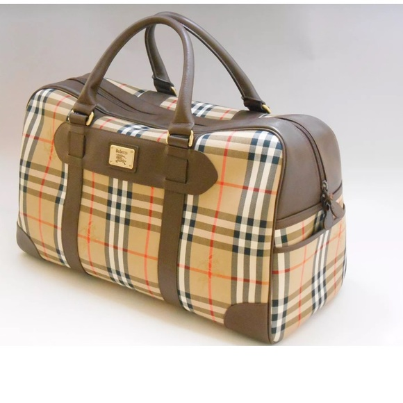 Burberry Luggage Bag Price