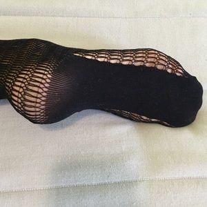 3461b5eac7a51 Macy's Accessories | Macys Fishnet Socks Wribbon Detail | Poshmark