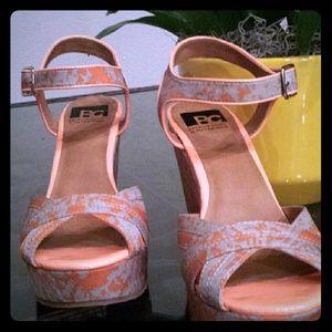 BC Footwear Shoes - Cute wedge sandals