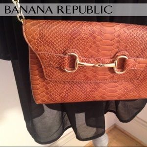 Banana Republic Crossbody Clutch