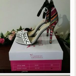 Chinese Laundry Heels New in Box!