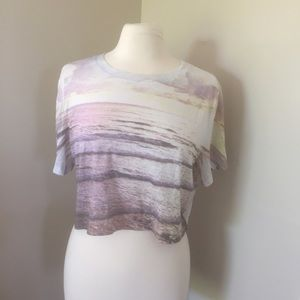 Urban outfitters size L crop top