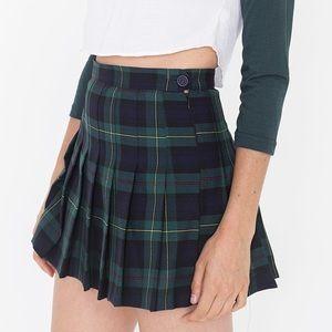 Plaid Tennis Skirt 14
